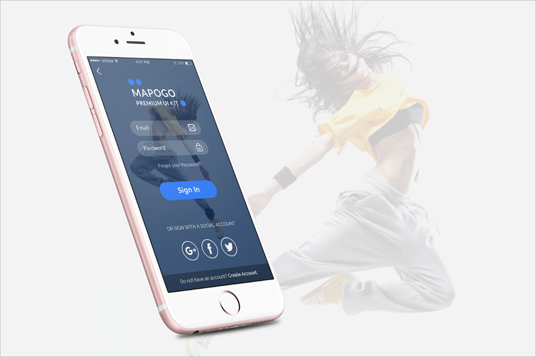 IPhone Free Mockups PSD
