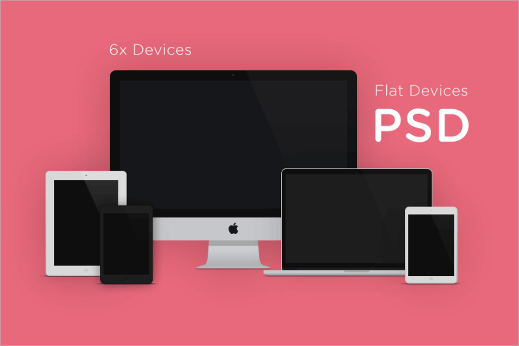 All Device Mockup Template