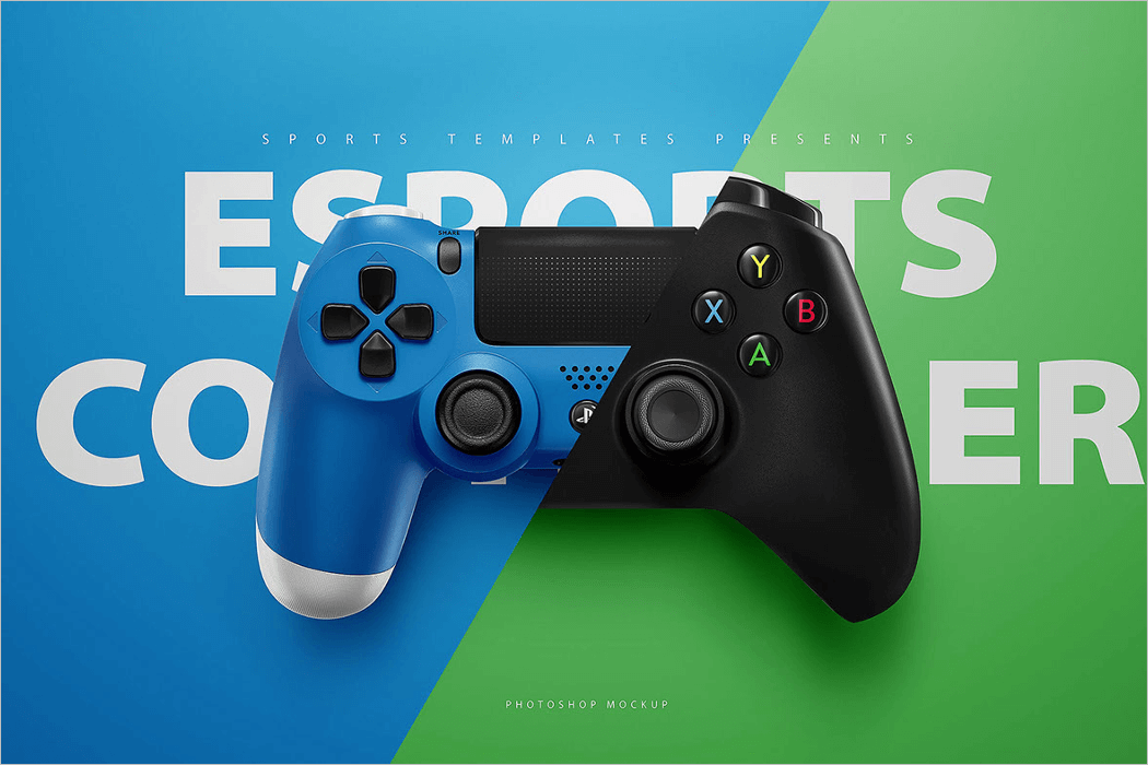 Sports Products Mockup
